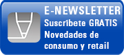 Newsletter productos de consumo